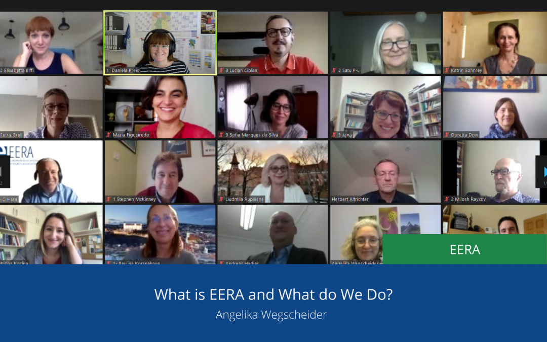 What is EERA and what do we do?