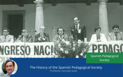The History of the Spanish Pedagogical Society