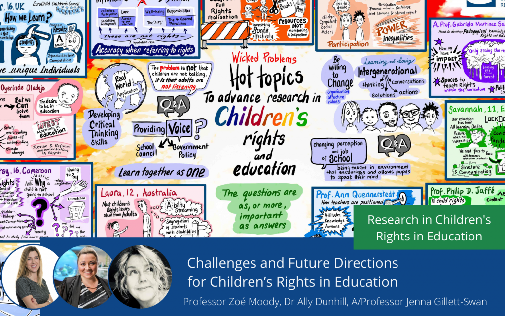 Challenges and Future Directions for Children's Rights in Education