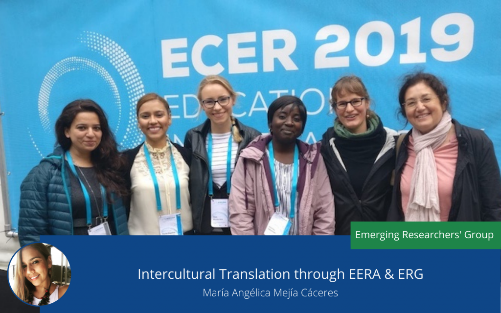 Intercultural Translation through EERA & ERG