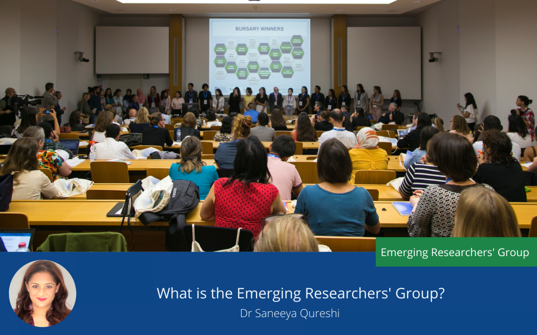 What is the Emerging Researchers' Group?