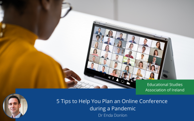 5 Tips to Help You Plan an Online Conference