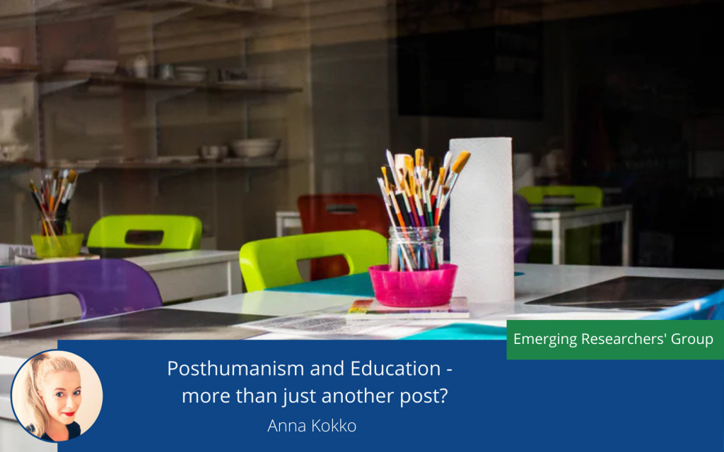 Posthumanism and Education