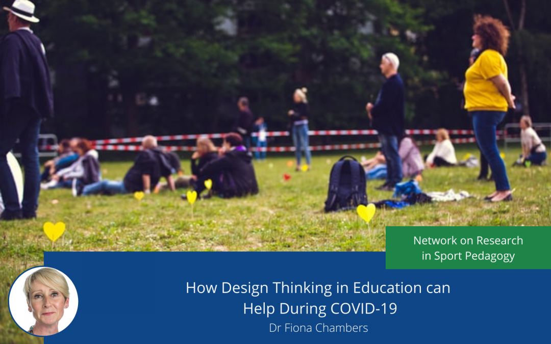 How Design Thinking in Education can Help During COVID-19