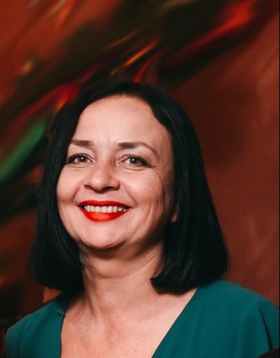 Professor Oksana Zabolotna