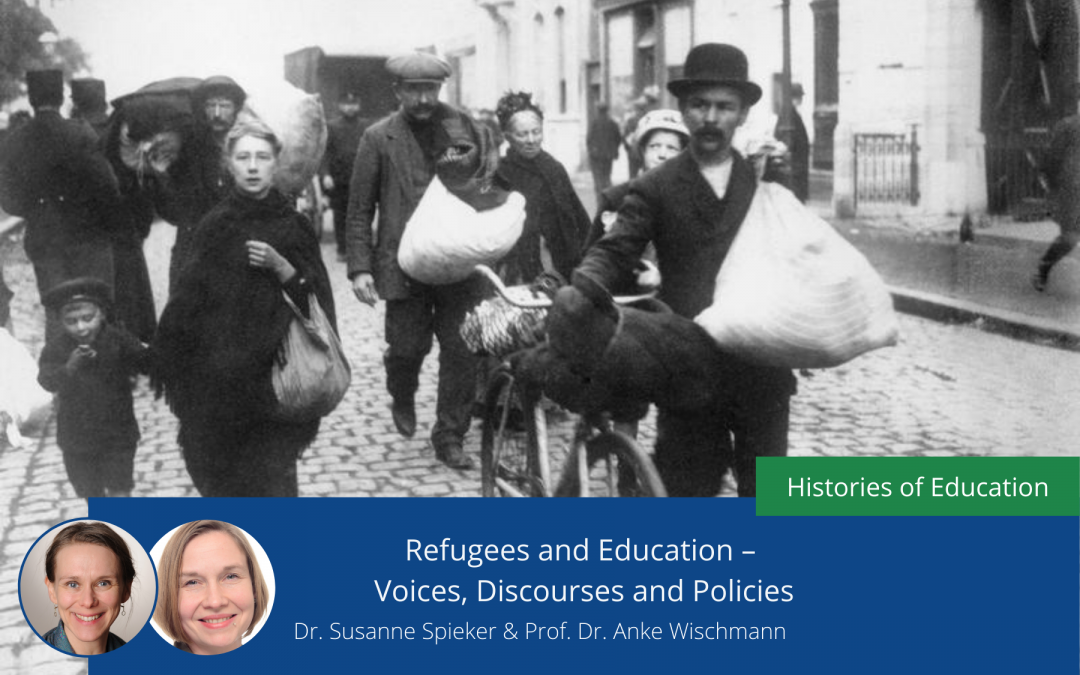 Refugees and Education – Voices, Discourses and Policies