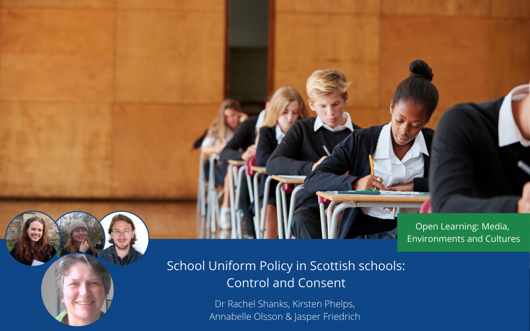 School Uniform Policy in Scottish schools: Control and Consent