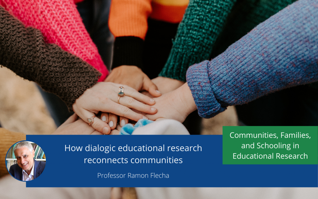 How Dialogic Educational Research Reconnects Communities