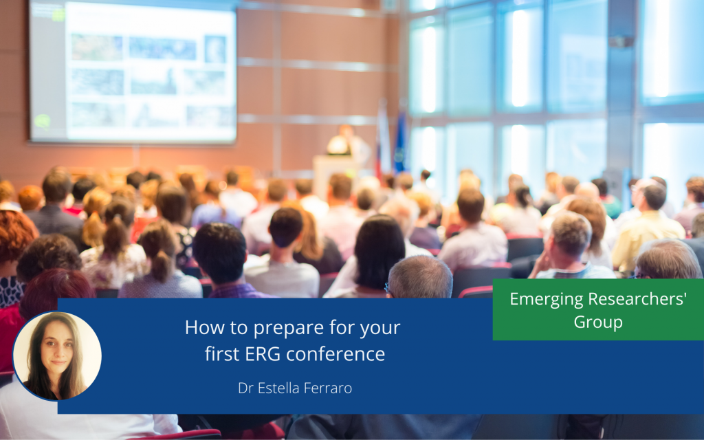 How to prepare for your first ERG conference