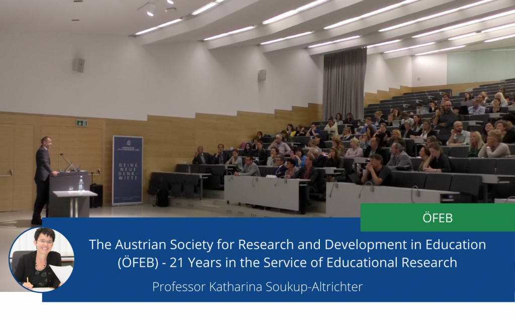 21 Years of The Austrian Society for Research and Development in Education (ÖFEB)