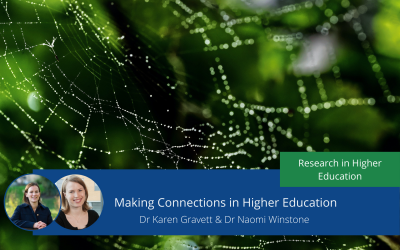 Making Connections in Higher Education
