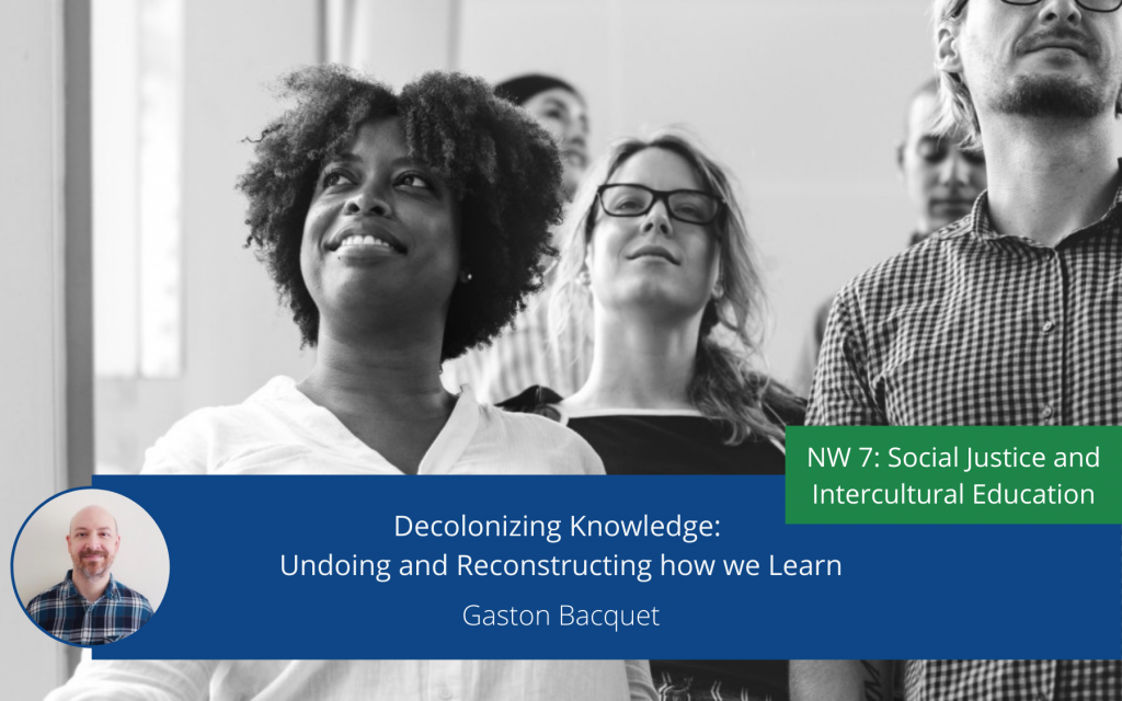 Decolonizing Knowledge: Undoing and Reconstructing how we Learn