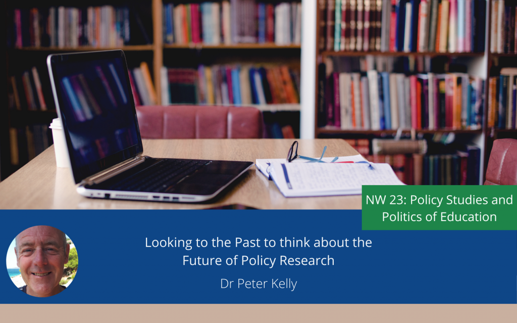 Looking to the Past to think about the Future of Policy Research